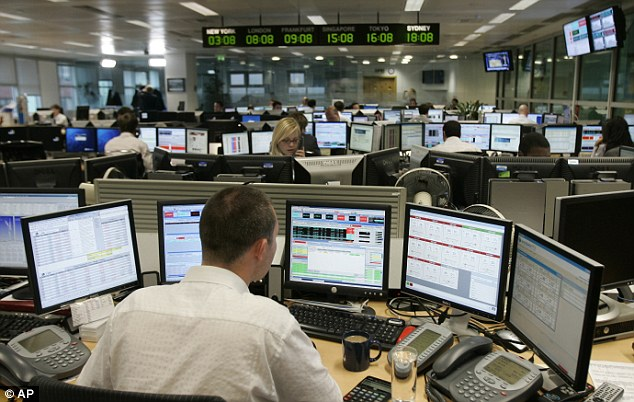 FTSE 100 slid sharply to a six month low of 6930 today as investors were spooked by a number of different troubles around the world.