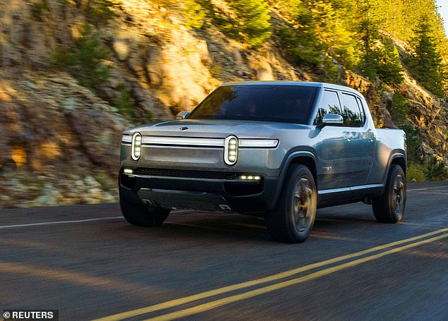 Amazon is leading a $700 million investment in electric pickup startup Rivian, in the tech giant
