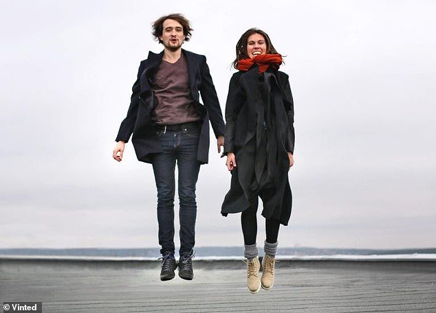 Vinted was co-founded by Milda Mitkute and Justas Janauskas and boasts a community of 21m across the US, France, Germany, UK, Poland, Czech Republic, Lithuania, Spain and Holland