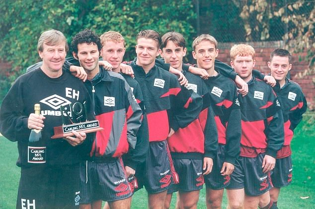 Eric Harrison, the Manchester United coach who helped nurture Manchester United