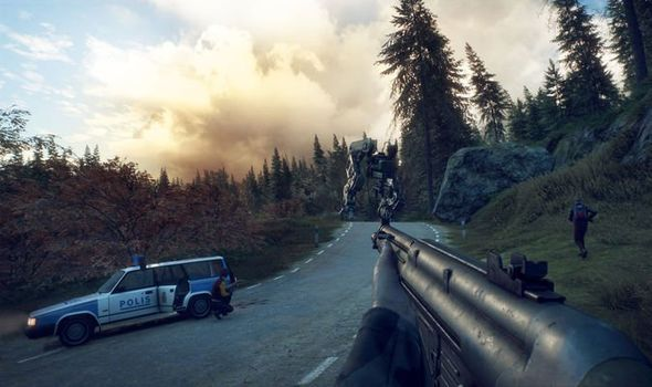 Generation Zero succeeds and fails in equal measure