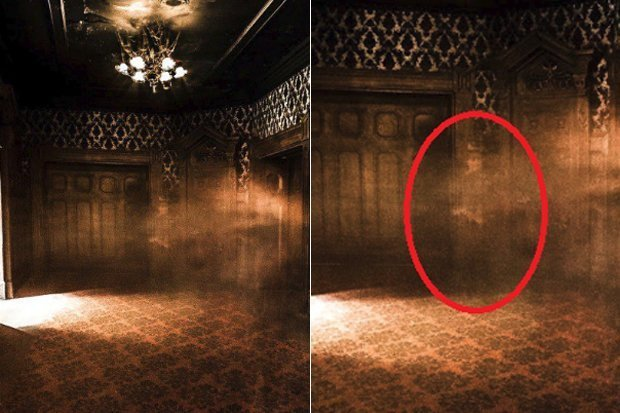 Ghost haunted mansion
