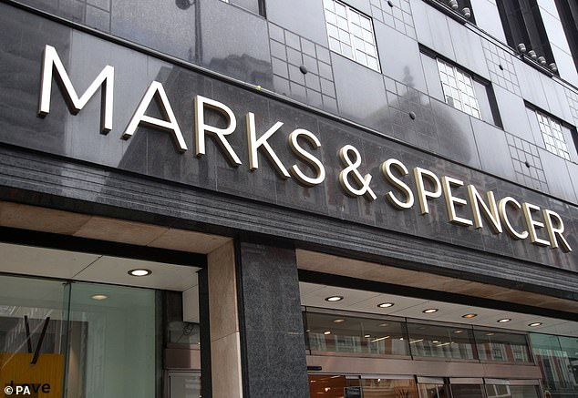 Promotions: Marks & Spencer has launched a 90 per cent sale in stores and online
