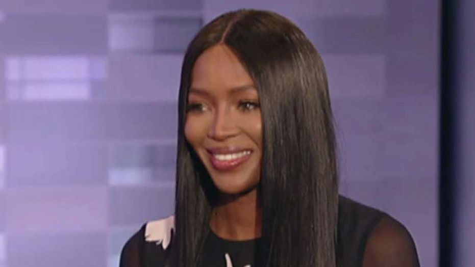 In the FoxLight: Naomi Campbell talks