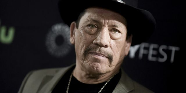Danny Trejo, is pictured in 2016. (Photo by Richard Shotwell/Invision/AP, File)