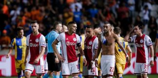 Ajax face a fight to qualify for the Champions League after drawing 0-0 at APOEL Nicosia