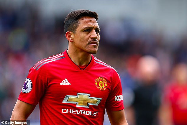 Alexis Sanchez could be dumped into the reserves if he doesn