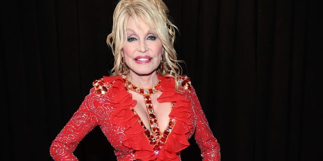 Dolly Parton attends the 61st Annual GRAMMY Awards at Staples Center on February 10, 2019 in Los Angeles, California.
