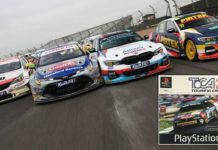 BTCC video game TOCA Touring Cars Cammish Gow