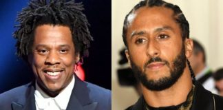 Jay-Z has faced backlash for partnering with the NFL. The rapper was an outspoken supporter of Colin Kaepernick.