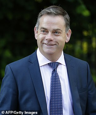 Nigel Adams (pictured), 52, also the MP for Selby and Ainsty in North Yorkshire, said clubs