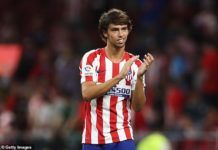 Joao Felix impressed on his La Liga debut for Atletico Madrid, winning a penalty for his side