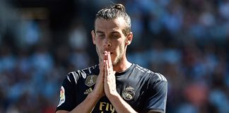 Gareth Bale has been backed by Real Madrid