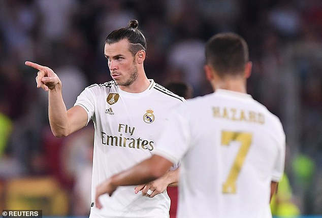 Gareth Bale is willing to wait patiently at Real Madrid until there is a change of manager