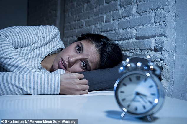 A new study that suggests insomnia is in our genes gives scientists new hope of a cure (stock)
