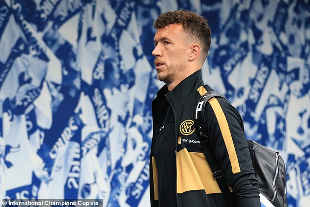 Inter Milan have put former Manchester United and Arsenal target Ivan Perisic up for sale