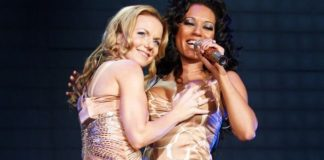 Geri Halliwell and Mel B (Ginger Spice and Scary Spice) of the Spice Girls disagree on whether or not they ever had a sexual relationship.
