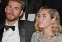 Liam Hemsworth, pictured here with Miley Cyrus in March 2018, spoke out on their August 2019 separation. The pair married in December 2018 after a decade of on-again-off-again romance.