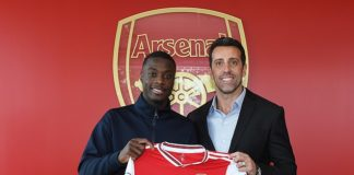 Nicolas Pepe: He joined Arsenal for £72m in one of the big summer transfer moves
