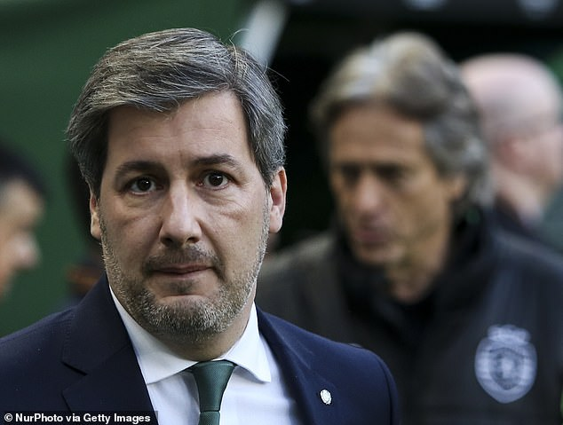 Former president of Sporting Lisbon Bruno De Carvalho will be tried for ordering 50 football hooligans to attack his own players during a training session on May 15, 2018