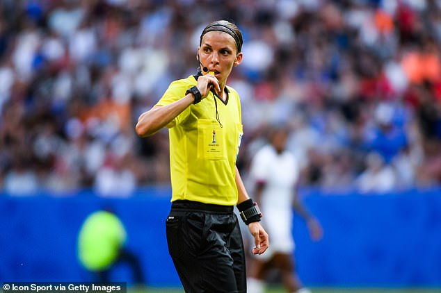 UEFA have announced Stephanie Frappart will take charge of the Super Cup final this month