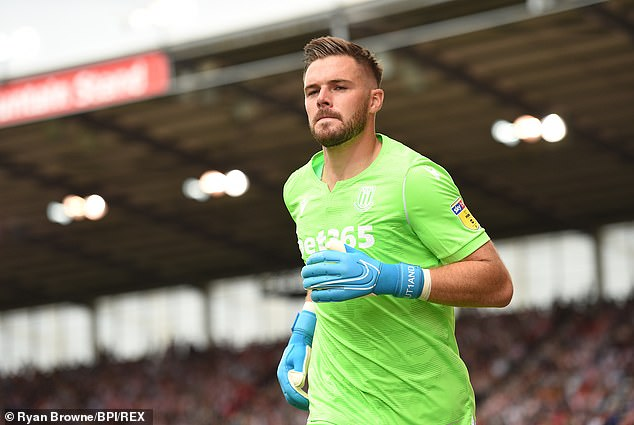 Jack Butland will push for a move abroad after missing out on joining Bournemouth