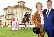 Riches: Simon Hume-Kendall and his wife enjoyed an opulent lifestyle
