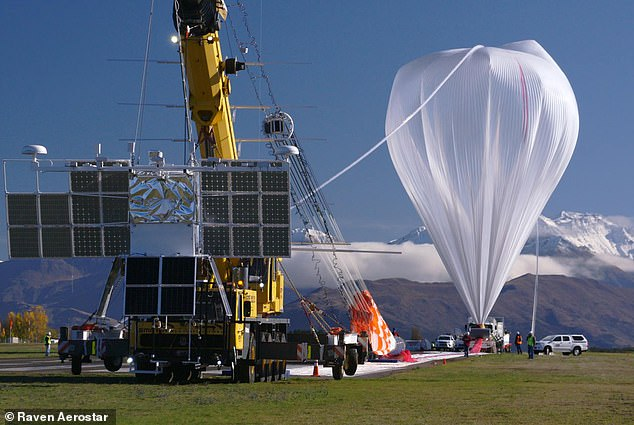 Raven Aerostar will make the balloons used to levitate an array of cutting edge technology, including sophisticated radars