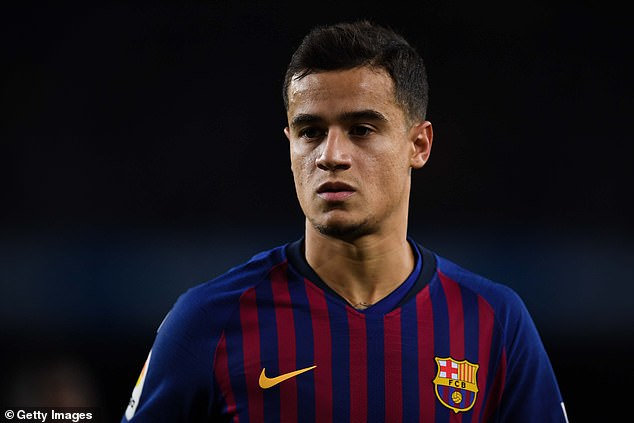 Philippe Coutinho has reportedly rejected the chance to join Tottenham on loan this season