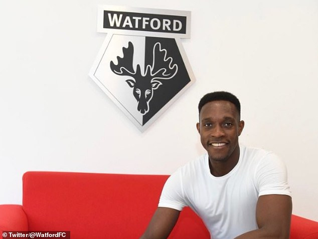 Danny Welbeck joined Watford on a free transfer after staying fit at St George