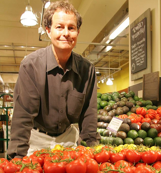 John Mackey, the 65-year-old CEO of Whole Foods says that he eats only three organic, vegan meals a day, never cheats on his strict diet regimen, and gets almost all the water he needs from fresh fruits and vegetables.