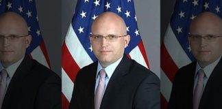 Acting Assistant Secretary of State Philip Reeker is expected to appear in a closed session Saturday.
