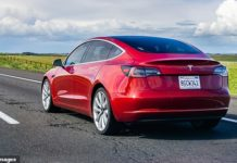 The fully electric Model 3 and will benefit from a purchase tax exemption that can help to reduce the vehicle