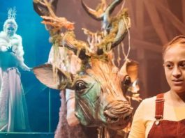 The Snow Queen at the Park Theatre