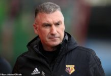 Nugel Pearson has lost just one of his first six Premier League games as Watford boss
