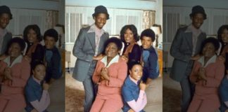 Portrait of the cast of the television show