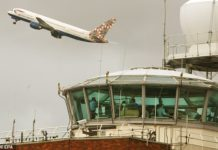 Going nowhere: Ground handling firms supply 25,000 staff in the UK to manage the most vital airport operations