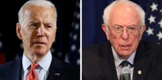 Former Vice President Joe Biden and Sen. Bernie Sanders, I-Vt., are asking campaign staffers to work from home over concerns about the coronavirus outbreak.