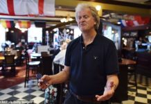 The business, founded by Tim Martin has been forced to close its pubs during the lockdown and has put thousands of staff on reduced wages under a government-funded scheme