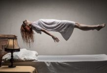 An exorcist claims to have seen a possessed victim levitating for six hours