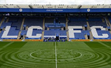 Pitch perfect:Leicester City, who play at the King Power stadium (pictured), plans to open the new facility this summer