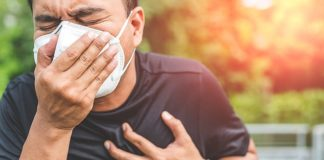 Emerging evidence suggests that coronavirus may damage the heart too, even triggering heart attacks in some patients already struggling to breathe and severely ill with COVID-19 (file)