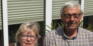 Plans dashed: Alan and Lynda Fowler are hoping for a lump sum payout on Alan