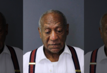 FILE - This Sept. 25, 2018, photo provided by the Montgomery County Correctional Facility shows Bill Cosby after he was sentenced to three-to 10-years for sexual assault. The Pennsylvania judge who presided over Bill Cosby