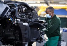 Manufacturing slump continues: Car productions fell by a half in June as the UK automotive industry looks set to be on course for the lowest output in 63 years