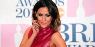 "Former ""Love Island"" host Caroline Flack died at age 40 in February. The television host"