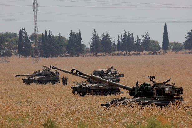 """The IDF says it successfully fended off an """"infiltration attempt"""" by Hezbollah this week"""