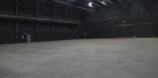 Production set empty during the coronavirus pandemic. (Fox News / Jayla Whitfield)