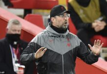 Liverpool boss Jurgen Klopp admitted his side had to overcome a