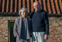 Struggle: Wendy Bowles, 81, (pictured with husband Derek, 84) may have missed out on as much as £17,000. She was repeatedly admitted to hospital after struggling to afford heating